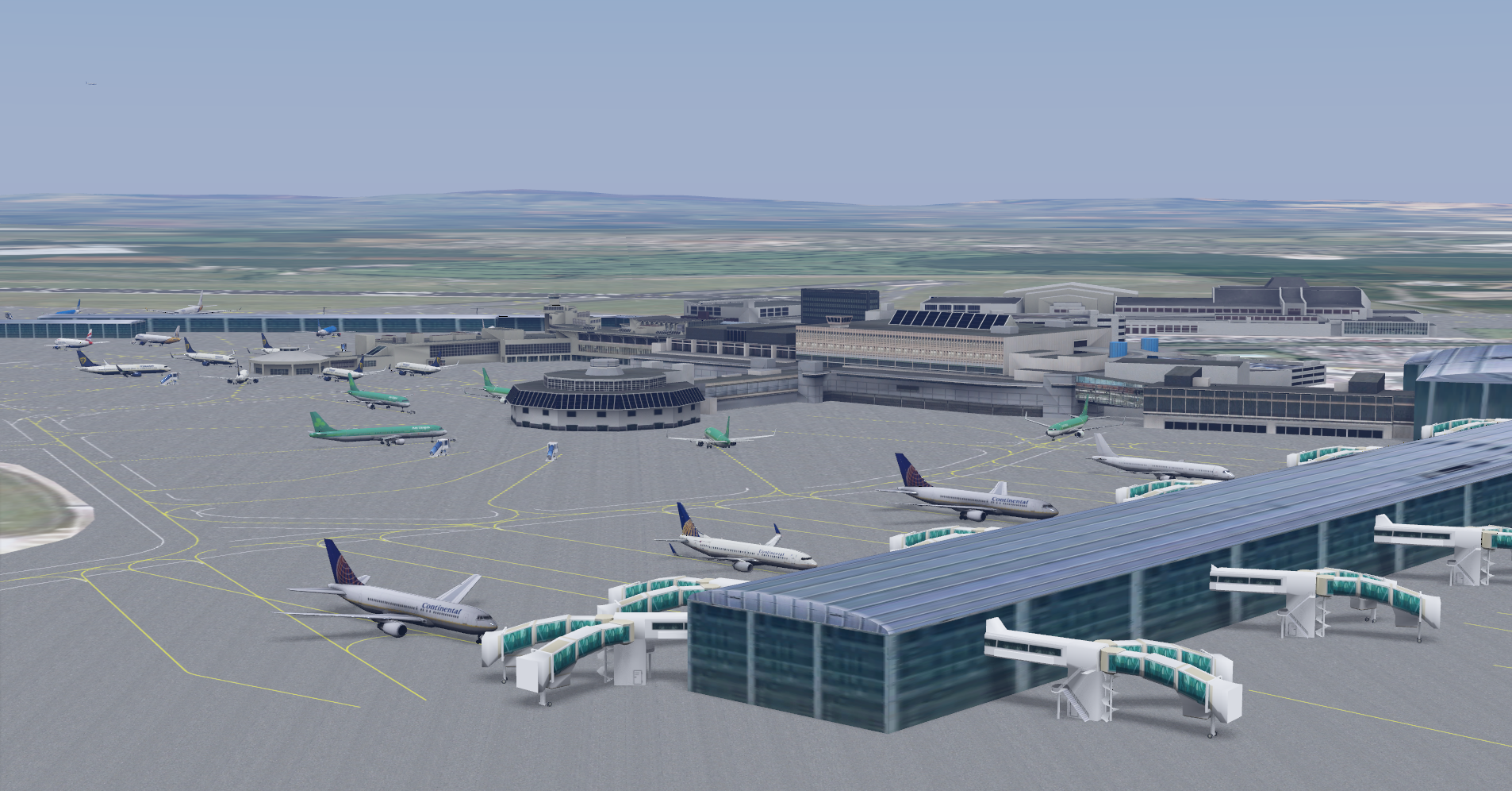 BEST 3D Create Fast Airport Builder (FAB)