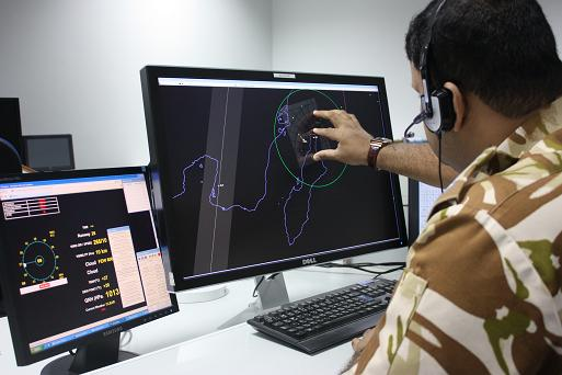 Oman OACC BEST Radar simulator