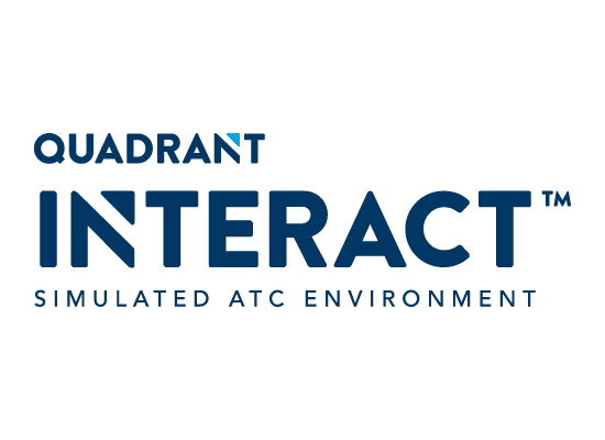 Quadrant INTERACT Simulated ATC Environment