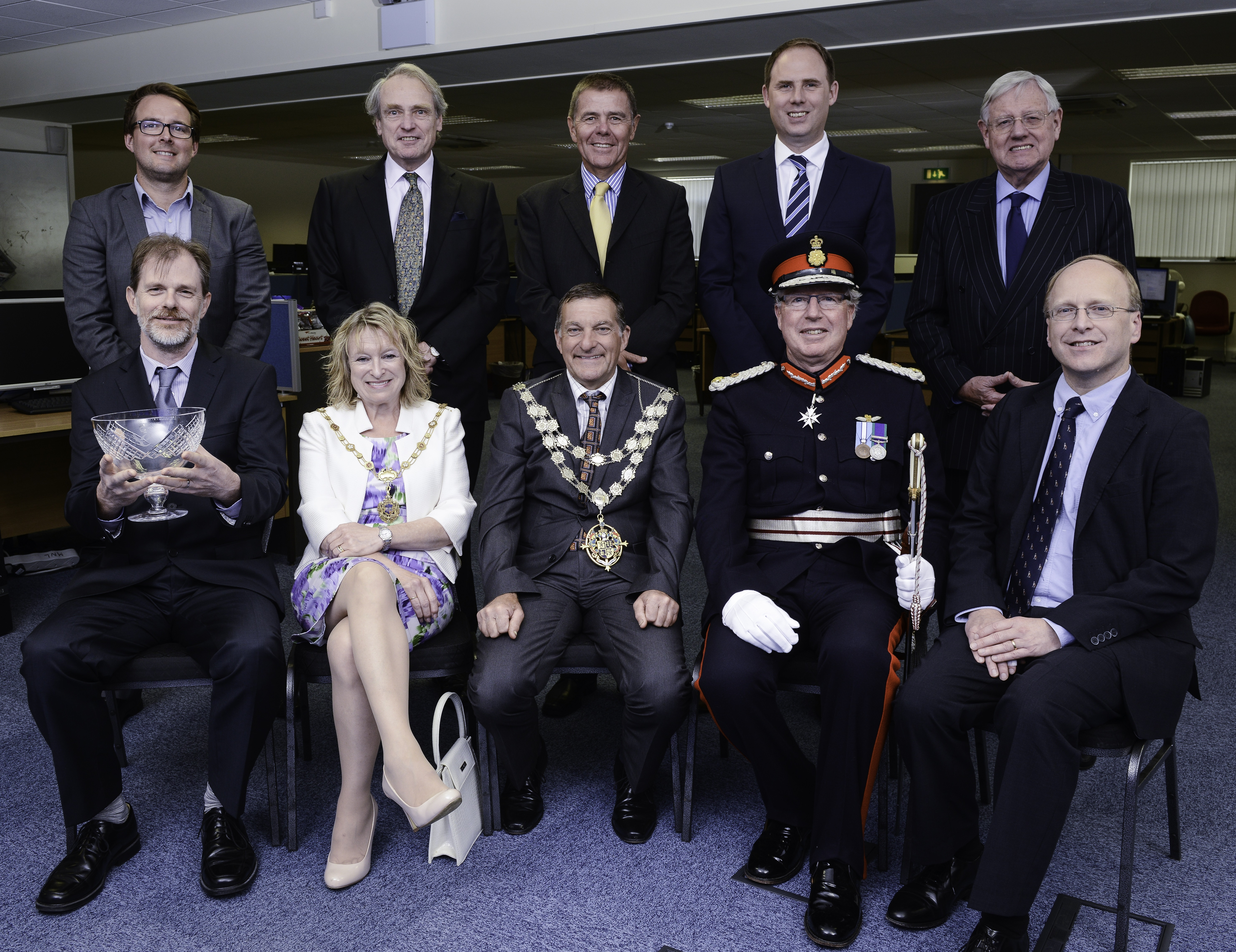 Queen's Award for Enterprise in the category of Innovation