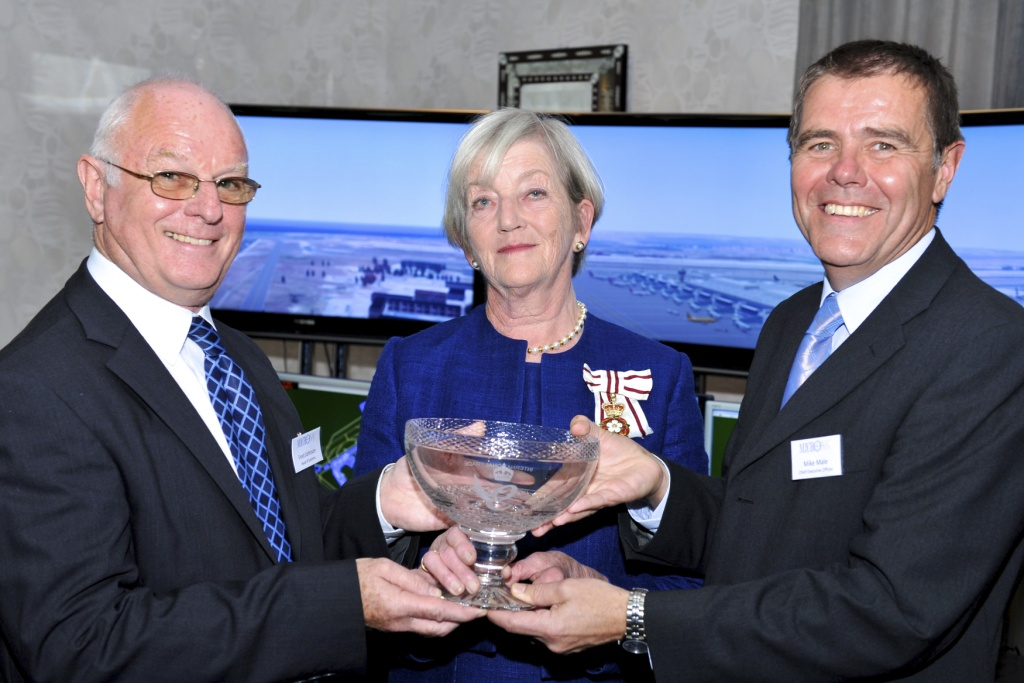 Winner of the Queen's Award for Enterprise in the category of International Trade