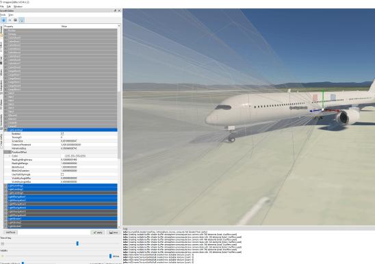 3D Aircraft Editor