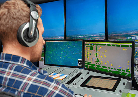 BEST Link Stimulation Operational Systems ATC Simulator