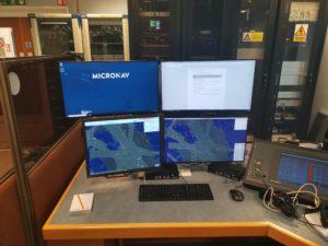 BEST ATC Simulator at BAE Systems Warton Aerodrome