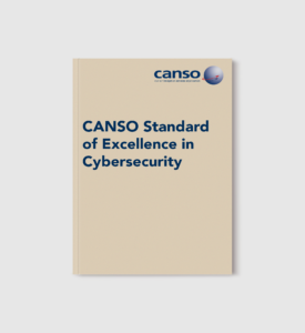 CANSO Standard of Excellence in Cybersecurity Document