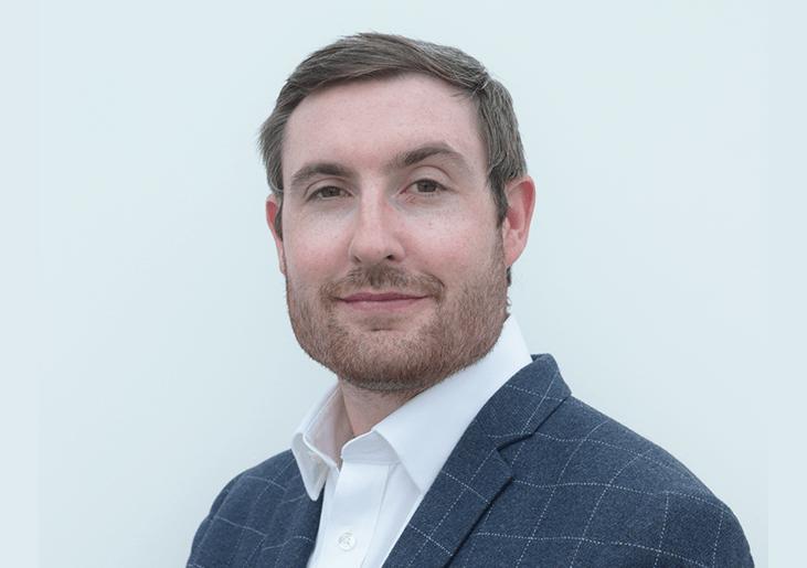 Daniel Boddington Customer Service Manager